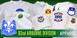 82nd Airborne Division Apparel