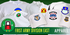First Army Division East Apparel