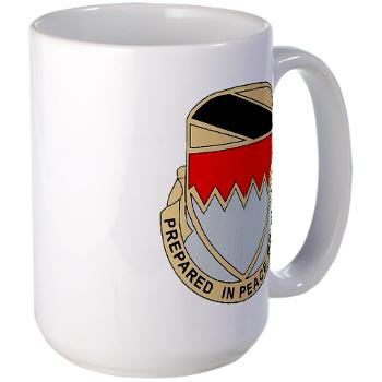 115BSB - M01 - 03 - DUI - 115th Bde - Support Bn - Large Mug