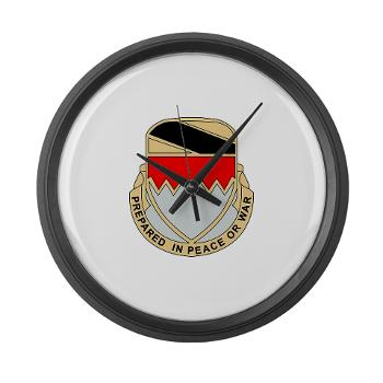 115BSB - M01 - 03 - DUI - 115th Bde - Support Bn - Large Wall Clock