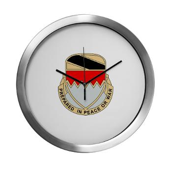 115BSB - M01 - 03 - DUI - 115th Bde - Support Bn - Modern Wall Clock