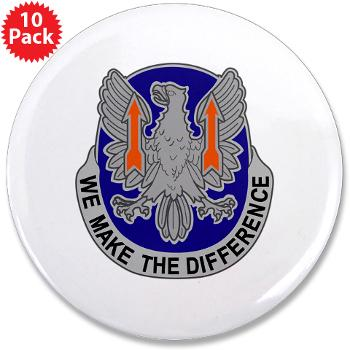 "11AC - M01 - 01 - DUI - 11th Aviation Command - 3.5"" Button (10 pack)"