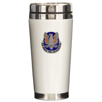 11AC - M01 - 03 - DUI - 11th Aviation Command - Ceramic Travel Mug