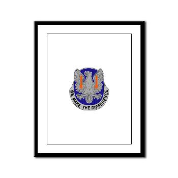 11AC - M01 - 02 - DUI - 11th Aviation Command - Framed Panel Print