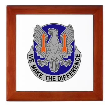 11AC - M01 - 03 - DUI - 11th Aviation Command - Keepsake Box