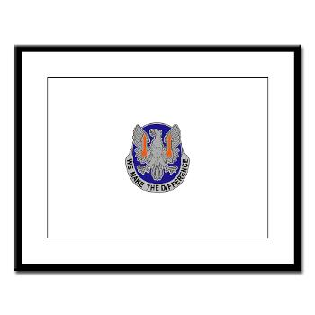 11AC - M01 - 02 - DUI - 11th Aviation Command - Large Framed Print