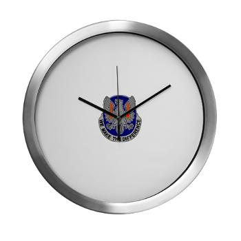 11AC - M01 - 03 - DUI - 11th Aviation Command -Modern Wall Clock