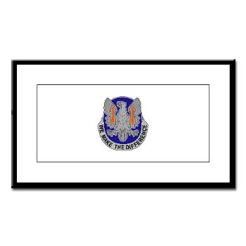 11AC - M01 - 02 - DUI - 11th Aviation Command - Small Framed Print