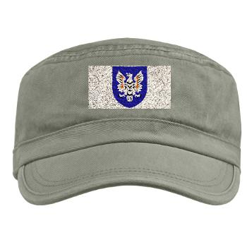 11AC - A01 - 01 - SSI - 11th Aviation Command - Military Cap
