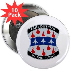 "120IB - M01 - 01 - DUI - 120th Infantry Brigade - 2.25"" Button (10 pack)"