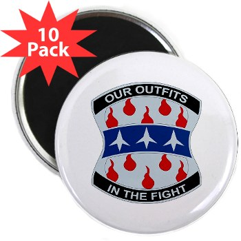 "120IB - M01 - 01 - DUI - 120th Infantry Brigade - 2.25"" Magnet (10 pack)"