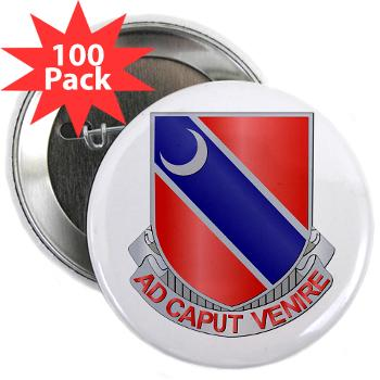 "122EB - M01 - 01 - DUI - 122nd Engineer Bn - 2.25"" Button (100 pack)"