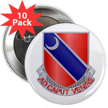 "122EB - M01 - 01 - DUI - 122nd Engineer Bn - 2.25"" Button (10 pack)"