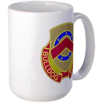 125BSB - M01 - 03 - DUI - 125th Bde - Support Bn - Large Mug