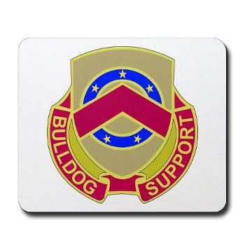 125BSB - M01 - 03 - DUI - 125th Bde - Support Bn - Mousepad