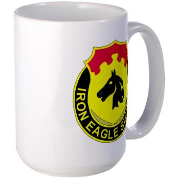 127ASB - M01 - 03 - DUI - 127th Avn Support Bn - Large Mug