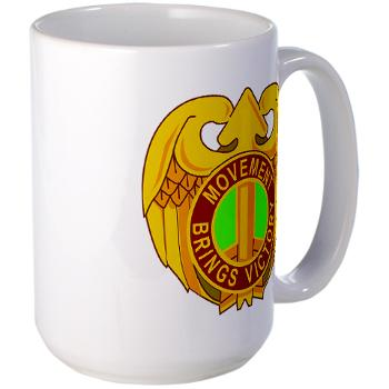 143SC - M01 - 03 - DUI - 143rd Sustainment Command - Large Mug