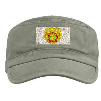 143SC - A01 - 01 - DUI - 143rd Sustainment Command - Military Cap