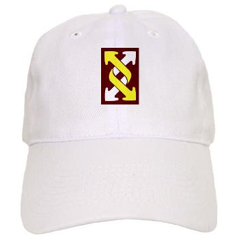 143SC - A01 - 01 - SSI - 143rd Sustainment Command - Cap