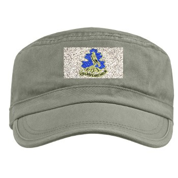 157IB - A01 - 01 - DUI - 157th Infantry Brigade Military Cap
