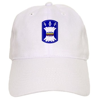 157IB - A01 - 01 - SSI - 157th Infantry Brigade Cap