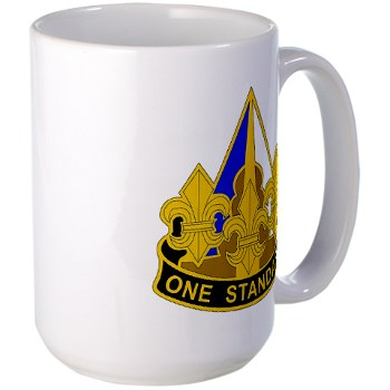 158IB - M01 - 03 - DUI - 158th Infantry Brigade Large Mug
