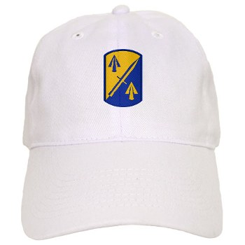 158IB - A01 - 01 - SSI - 158th Infantry Brigade Cap