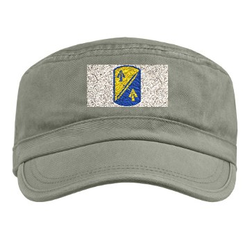 158IB - A01 - 01 - SSI - 158th Infantry Brigade Military Cap