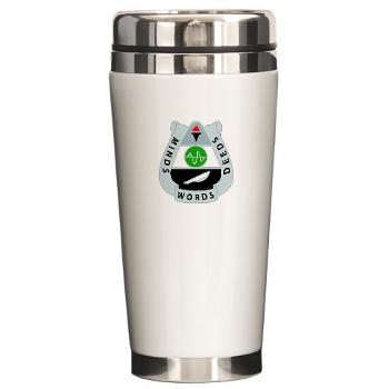 15POB - M01 - 03 - DUI - 15th PsyOps Bn - Ceramic Travel Mug