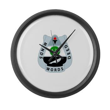 15POB - M01 - 03 - DUI - 15th PsyOps Bn - Large Wall Clock