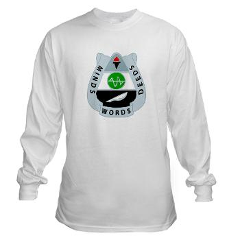 15POB - A01 - 03 - DUI - 15th PsyOps Bn - Long Sleeve T-Shirt