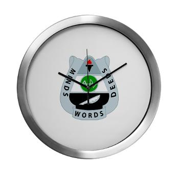 15POB - M01 - 03 - DUI - 15th PsyOps Bn - Modern Wall Clock