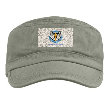 166AB - A01 - 01 - DUI - 166th Aviation Brigade with Text - Military Cap