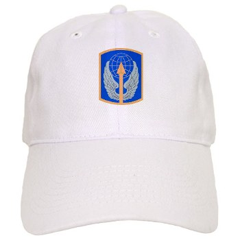 166AB - A01 - 01 - SSI - 166th Aviation Brigade - Cap