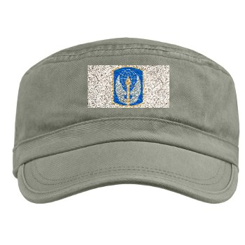 166AB - A01 - 01 - SSI - 166th Aviation Brigade - Military Cap