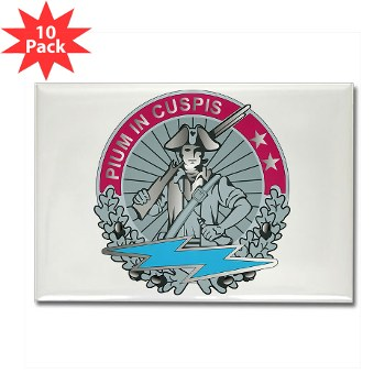 174IB - M01 - 01 - DUI - 174th Infantry Brigade Rectangle Magnet (10 pack)