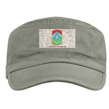 174IB - A01 - 01 - SSI - 174th Infantry Brigade with text Military Cap