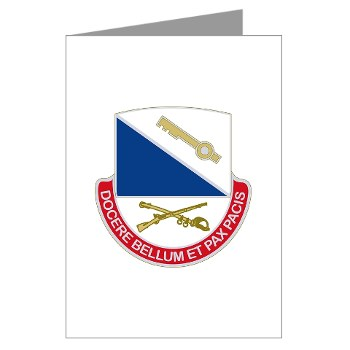 181IB - M01 - 02 - DUI - 181st Infantry Brigade - Greeting Cards (Pk of 10)