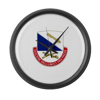 181IB - M01 - 03 - DUI - 181st Infantry Brigade - Large Wall Clock