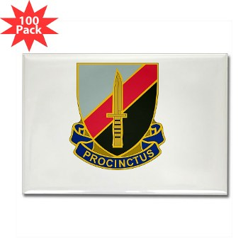 188IB - M01 - 01 - DUI - 188th Infantry Brigade Rectangle Magnet (100 pack)