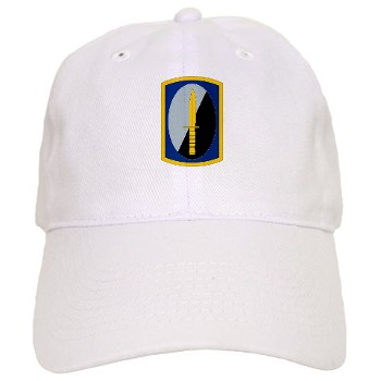 188IB - A01 - 01 - SSI - 188th Infantry Brigade Cap