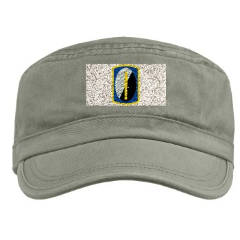 188IB - A01 - 01 - SSI - 188th Infantry Brigade Military Cap