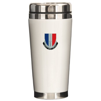 189IB - M01 - 03 - DUI - 189th Infantry Brigade Ceramic Travel Mug