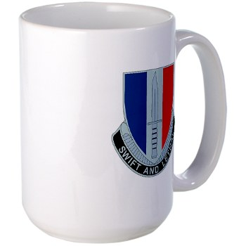 189IB - M01 - 03 - DUI - 189th Infantry Brigade Large Mug