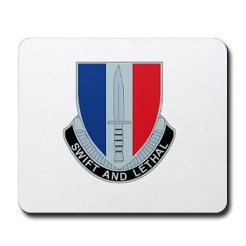 189IB - M01 - 03 - DUI - 189th Infantry Brigade Mousepad