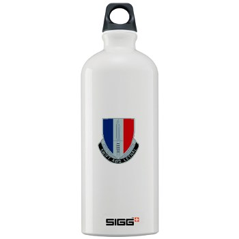 189IB - M01 - 03 - DUI - 189th Infantry Brigade Sigg Water Bottle 1.0L