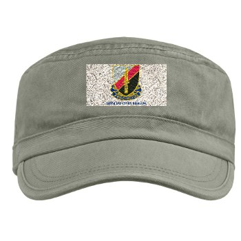 189IB - A01 - 01 - DUI - 189th Infantry Brigade with text Military Cap