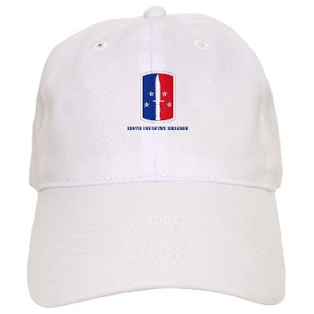 189IB - A01 - 01 - SSI - 189th Infantry Brigade with text Cap