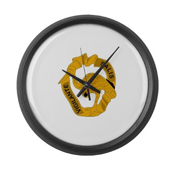 191IB - M01 - 03 - DUI - 191st Infantry Brigade - Large Wall Clock