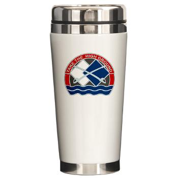 192IB - M01 - 03 - DUI - 192nd Infantry Brigade Ceramic Travel Mug